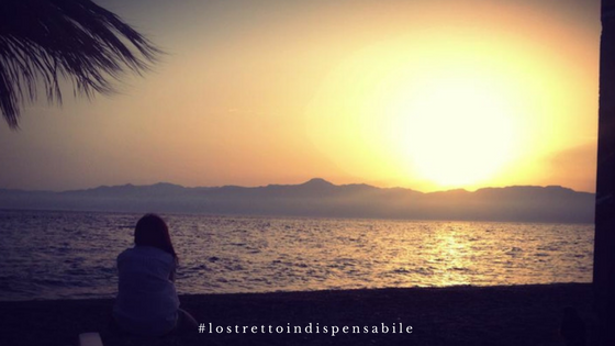 lostrettoindispensabile_sunset
