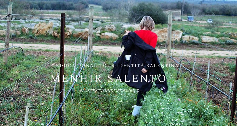 Menhir Salento - identità salentina Botrugno e dintorni