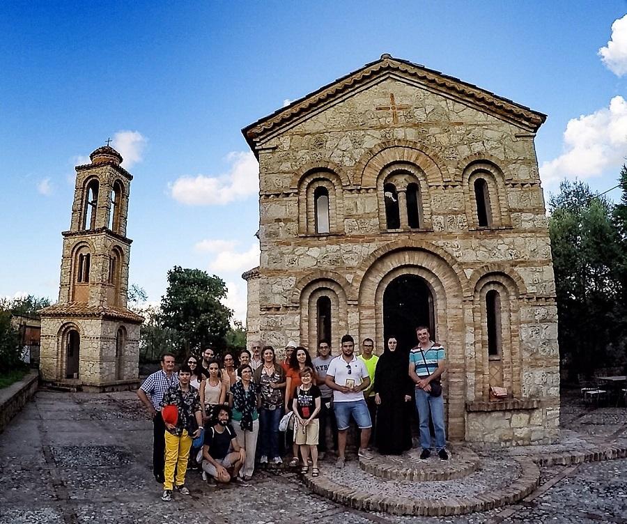 Scuola di greco di Calabria