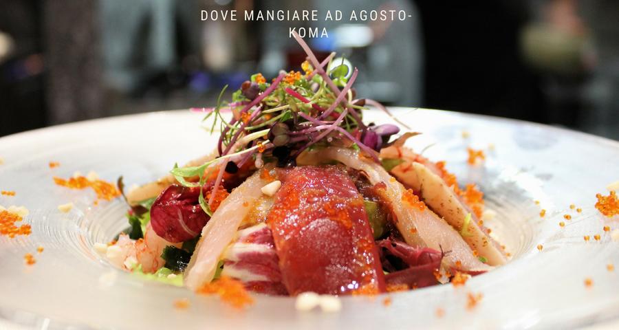 Dove mangiare a Reggio Calabria - ristoranti