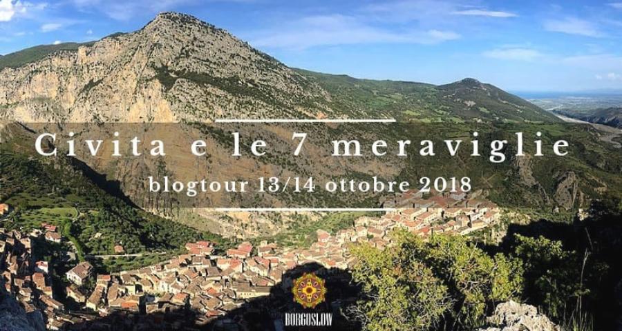 7 meraviglie di Civita