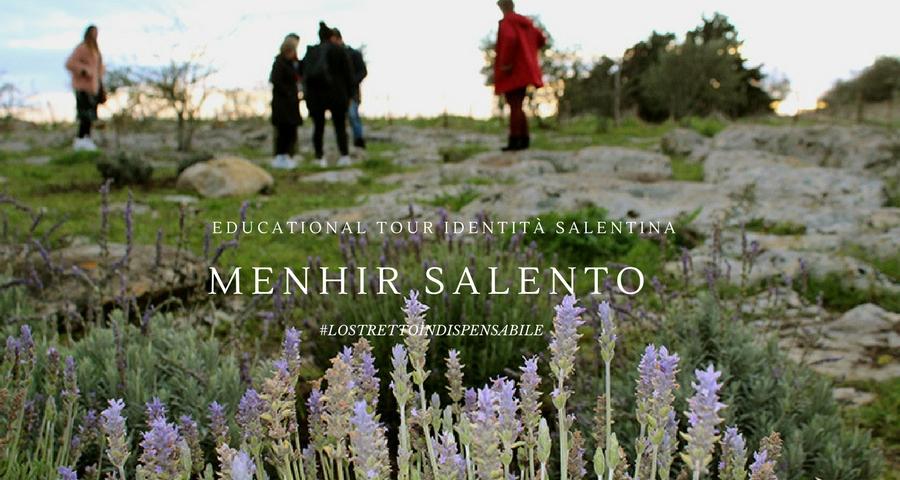 Menhir Salento - Anna Organic Farm